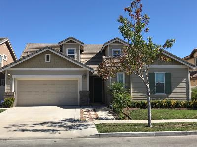 Oxnard Single Family Home For Sale: 1244 Indio Drive