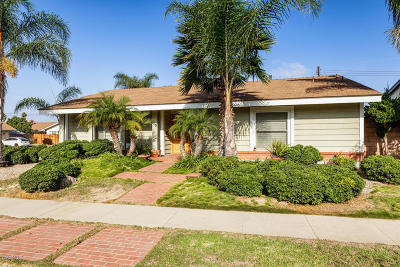 Camarillo Single Family Home For Sale: 1715 Dewayne Avenue