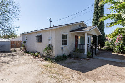 Fillmore Multi Family Home Active Under Contract: 940 4th Street