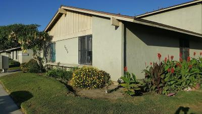 Oxnard Single Family Home Active Under Contract: 2520 El Dorado Avenue #E