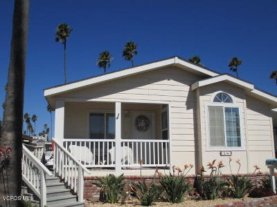 Ventura Mobile Home For Sale: 1215 Anchors Way Drive #20