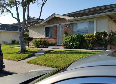 Port Hueneme Single Family Home For Sale: 645 Halyard Street
