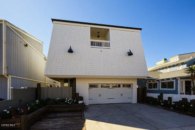 Oxnard Single Family Home For Sale: 3445 Ocean Drive