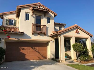 Santa Paula Single Family Home For Sale: 877 Coronado Circle