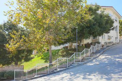 Camarillo Single Family Home Active Under Contract: 2533 Antonio Drive #305