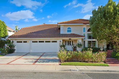 Agoura Hills Single Family Home For Sale: 5816 Stonecrest Drive