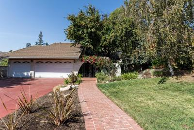 Agoura Hills Single Family Home For Sale: 28667 Acacia Glen Street