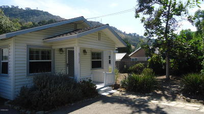 Ventura Single Family Home For Sale: 8552 Nye Road