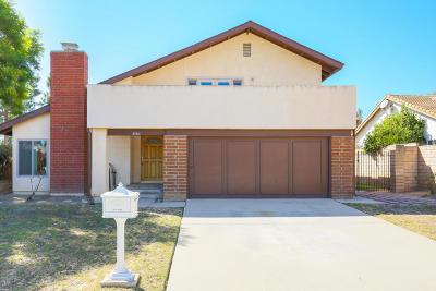 Camarillo Single Family Home For Sale: 2063 Via Tomas