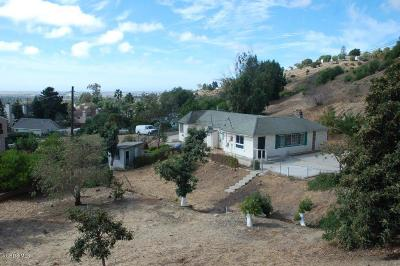 Camarillo Single Family Home For Sale: 95 W Highland Drive