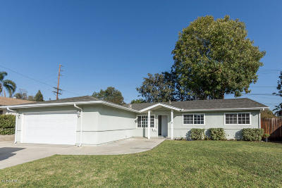 Camarillo Single Family Home For Sale: 960 Barton Avenue
