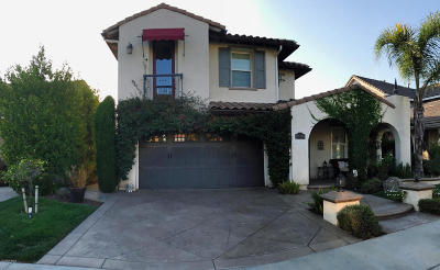 Camarillo Single Family Home For Sale: 333 Sycamore Cottage Court
