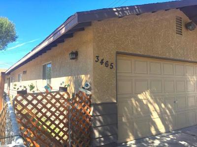 Oxnard Single Family Home For Sale: 3465 Nyeland Avenue