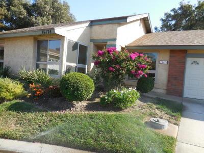 Camarillo Single Family Home For Sale: 16174 Village 16 #16