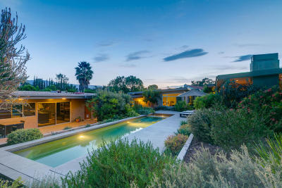Ojai Single Family Home For Sale: 1747 McNell Road