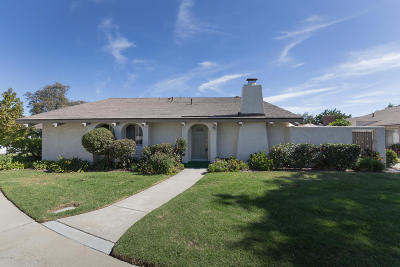 Oxnard Single Family Home For Sale: 604 Holly Avenue