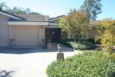 Oak View Single Family Home For Sale: 10929 Encino Drive