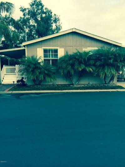 Camarillo Mobile Home For Sale: 164 Via Rosal