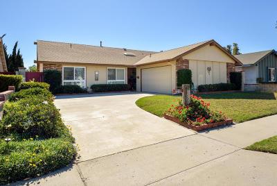 Ventura Single Family Home For Sale: 8498 Hollister Street