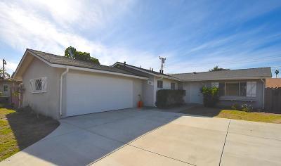 Camarillo Rental For Rent: 451 Merritt Avenue