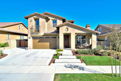 Camarillo Single Family Home For Sale: 488 Park Cottage Place