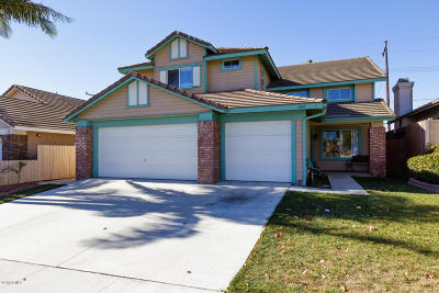 Ventura Single Family Home For Sale: 1357 Phelps Avenue