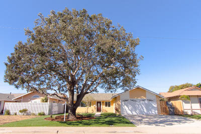 Port Hueneme Single Family Home For Sale: 1795 6th Place
