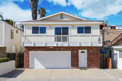 Oxnard Single Family Home Active Under Contract: 125 Santa Monica Avenue