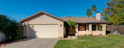 Ojai Single Family Home For Sale: 11951 Morgan Street