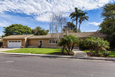 Oxnard Single Family Home Active Under Contract: 11 Carriage Square