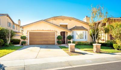 Camarillo Single Family Home Active Under Contract: 616 Corte Regalo