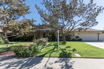 Santa Paula  Single Family Home Active Under Contract: 516 View Drive