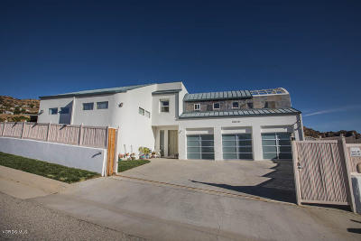 Single Family Home For Sale: 24015 Woolsey Canyon Road