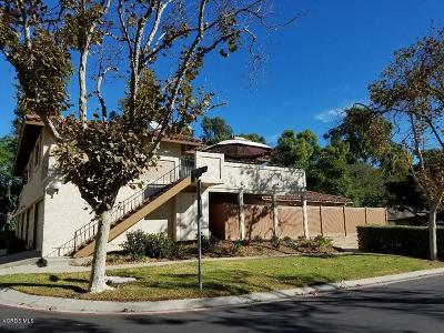 Ventura Single Family Home For Sale: 584 Riley Lane #55