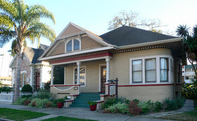 Ventura Single Family Home For Sale: 682 E Thompson Boulevard