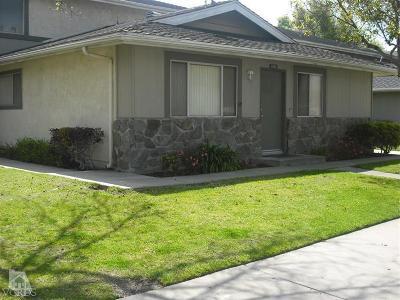 Ventura County Rental For Rent: 660 W Hemlock Street