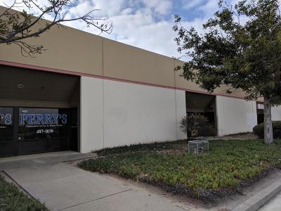 Oxnard Commercial For Sale: 1416-1420 E 5th Street