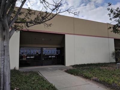 Oxnard Commercial For Sale: 1420 E 5th Street #6