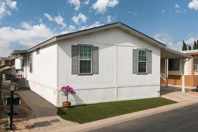 Camarillo Mobile Home For Sale: 211 Calle De La Rosa