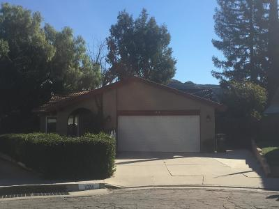 Santa Paula  Single Family Home For Sale: 1024 Elderberry Court