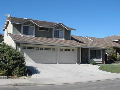 Ventura Single Family Home Active Under Contract: 9323 Kennebec Street