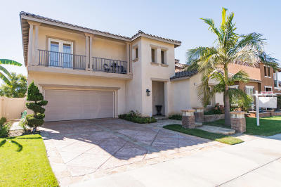 Oxnard Single Family Home Active Under Contract: 3010 Naples Drive