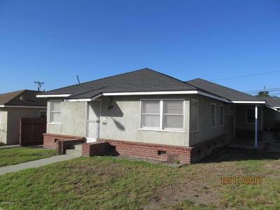 Ventura County Rental For Rent: 303 Lynn Drive