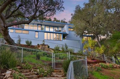 Westlake Village Single Family Home For Sale: 103 Lake Sherwood Drive