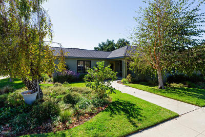 Ventura Single Family Home Active Under Contract: 343 Virginia Drive