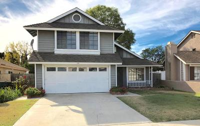 Ventura Single Family Home For Sale: 975 Jasper Avenue