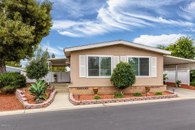 Ventura Mobile Home For Sale: 101 Pollock Lane