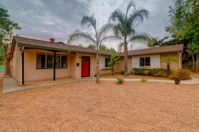 Single Family Home For Sale: 509 Vallerio Avenue