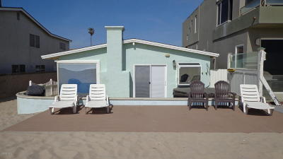 Oxnard Rental For Rent: 1125 Ocean Drive