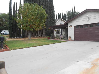 Fillmore Single Family Home For Sale: 800 Sespe Avenue